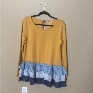 Matilda Jane Women's Shirt/Weekend Vibes
